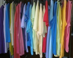 Kombinovanie farieb v byte